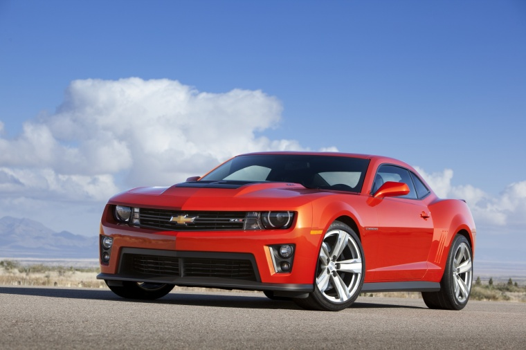 2013 Chevrolet Camaro ZL1 Coupe Picture