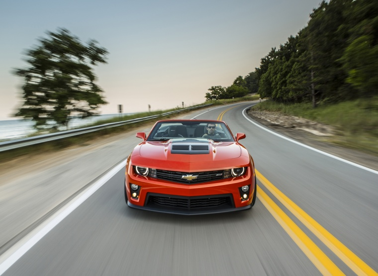 2013 Chevrolet Camaro ZL1 Convertible Picture