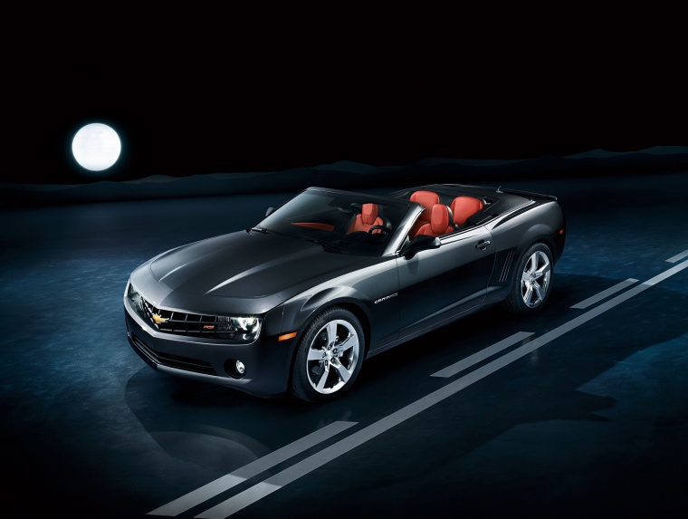 2013 Chevrolet Camaro RS Convertible Picture