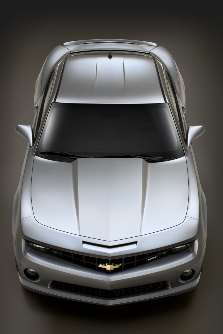 2013 Chevrolet Camaro SS Coupe Picture