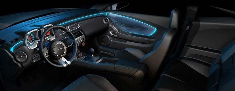 2013 Chevrolet Camaro Interior Picture