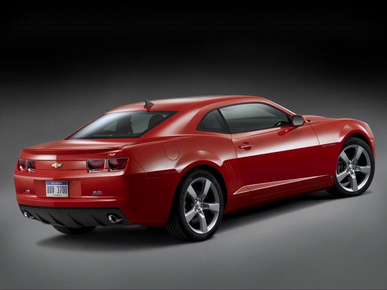 2013 Chevrolet Camaro RS Coupe Picture