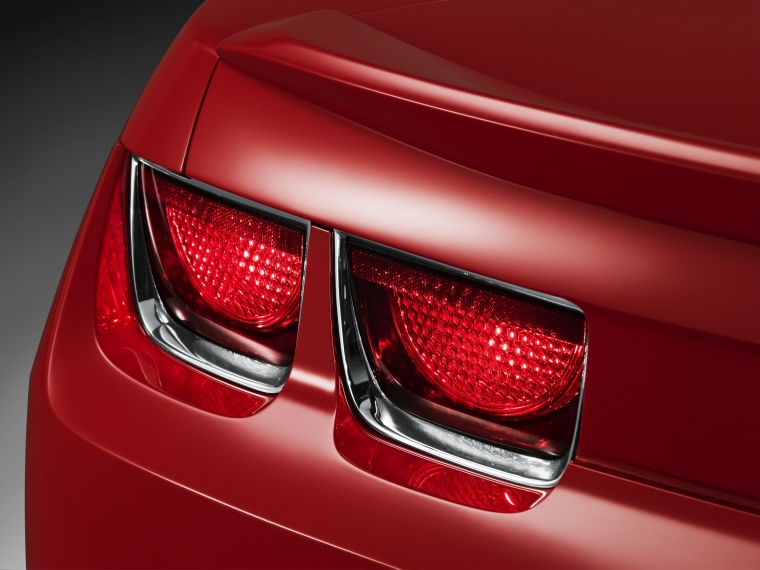 2013 Chevrolet Camaro RS Coupe Rearlight Picture
