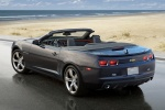 Picture of 2013 Chevrolet Camaro RS Convertible in Cyber Gray Metallic