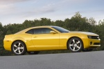 Picture of 2013 Chevrolet Camaro RS Coupe in Rally Yellow