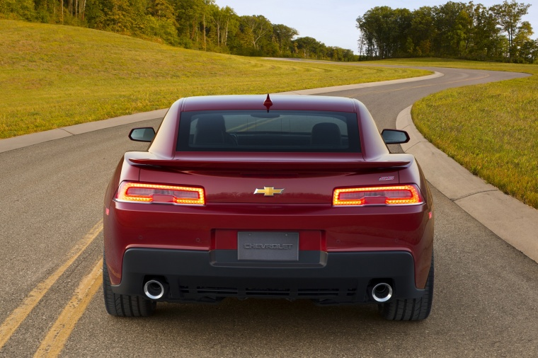 2014 Chevrolet Camaro SS Coupe Picture