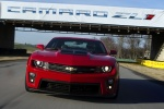 Picture of 2014 Chevrolet Camaro ZL1 Coupe in Red Hot