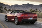 Picture of 2014 Chevrolet Camaro SS Convertible in Red Rock Metallic