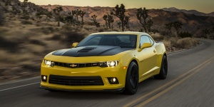 2014 Chevrolet Camaro Pictures