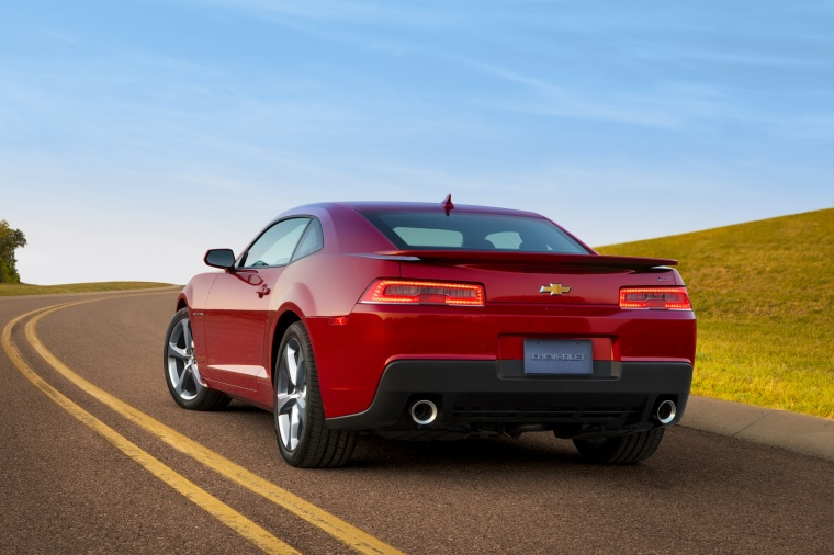 2015 Chevrolet Camaro SS Coupe Picture