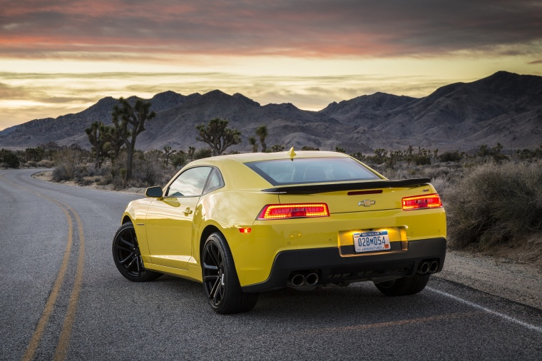 2015 Chevrolet Camaro SS 1LE Coupe Picture