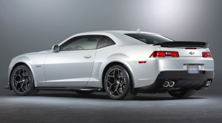 2015 Chevrolet Camaro Z/28 Coupe Picture