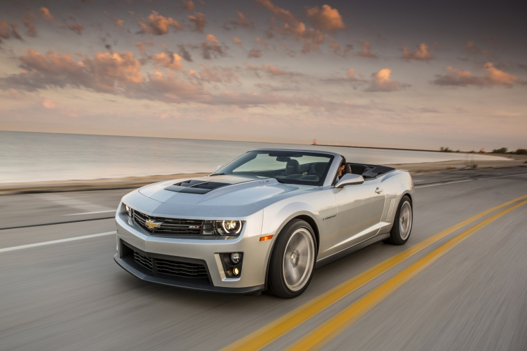 2015 Chevrolet Camaro ZL1 Convertible Picture