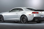 Picture of 2015 Chevrolet Camaro Z/28 Coupe in Silver Ice Metallic