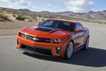 Picture of 2015 Chevrolet Camaro ZL1 Coupe in Red Hot