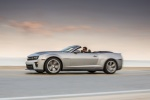 Picture of 2015 Chevrolet Camaro ZL1 Convertible in Silver Ice Metallic