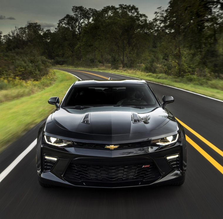 2016 Chevrolet Camaro SS Coupe Picture