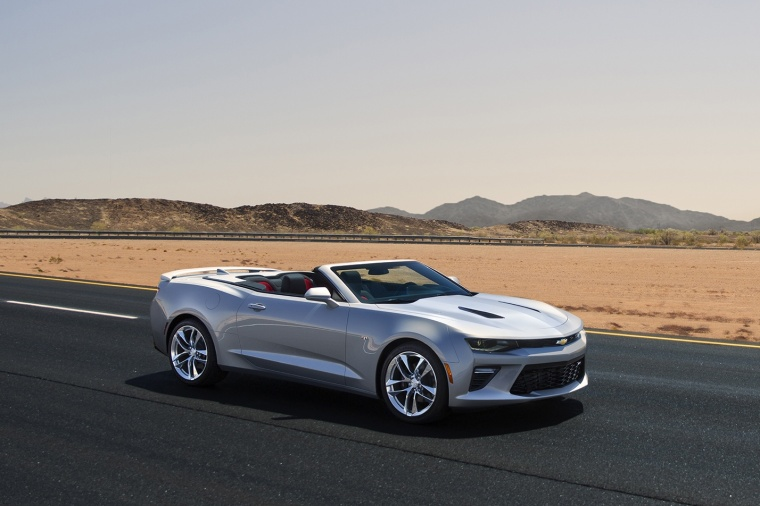 2016 Chevrolet Camaro Convertible Picture