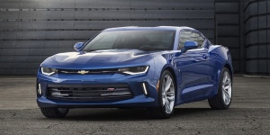 2016 Chevrolet Camaro Reviews / Specs / Pictures / Prices