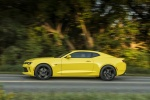 2017 Chevrolet Camaro RS Coupe in Bright Yellow - Driving Side View