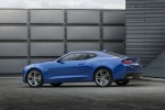 2017 Chevrolet Camaro RS Coupe in Hyper Blue Metallic - Static Rear Left Three-quarter View
