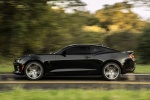 2017 Chevrolet Camaro SS Coupe in Black - Driving Side View