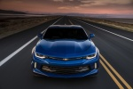 2017 Chevrolet Camaro RS Coupe in Hyper Blue Metallic - Driving Frontal View