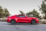 2017 Chevrolet Camaro ZL1 Coupe in Red Hot - Static Side View