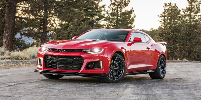 2017 Chevrolet Camaro Pictures