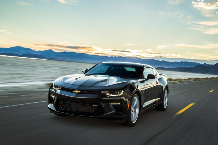 2018 Chevrolet Camaro SS Coupe Picture