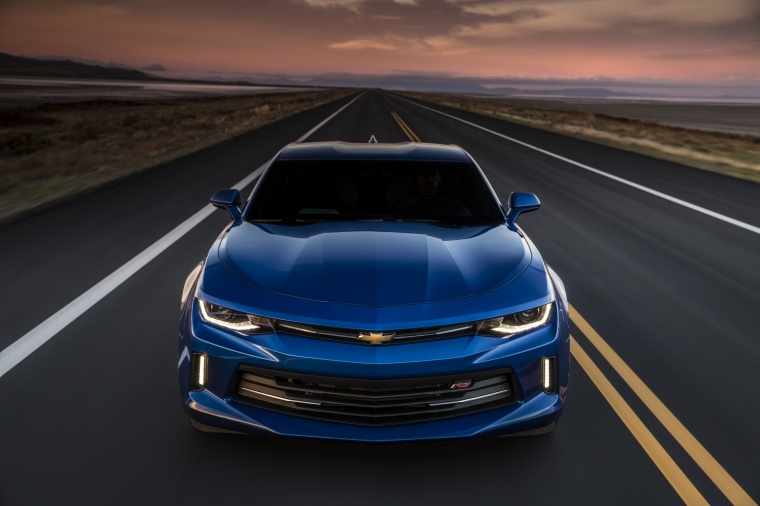 2018 Chevrolet Camaro RS Coupe Picture