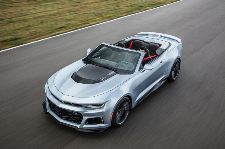 2018 Chevrolet Camaro ZL1 Convertible Picture