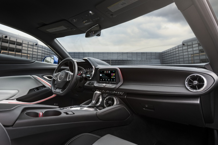2018 Chevrolet Camaro RS Coupe Interior Picture