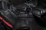 Picture of 2018 Chevrolet Camaro ZL1 Coupe Front Seats