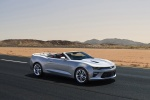 Picture of 2018 Chevrolet Camaro Convertible in Silver Ice Metallic