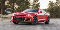 2018 Chevrolet Camaro Pictures