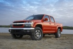 2010 Chevrolet Colorado Crew Cab LT V8 Z71 in Tangier Orange - Static Front Left View