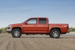 Picture of 2010 Chevrolet Colorado Crew Cab LT V8 Z71 in Tangier Orange
