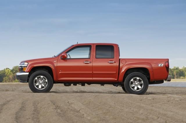 2011 Chevrolet  Colorado Picture