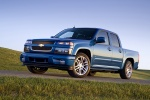 Picture of 2011 Chevrolet Colorado Crew Cab LT V8 in Deep Navy