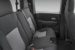 Picture of 2011 Chevrolet Colorado Crew Cab Rear Seats