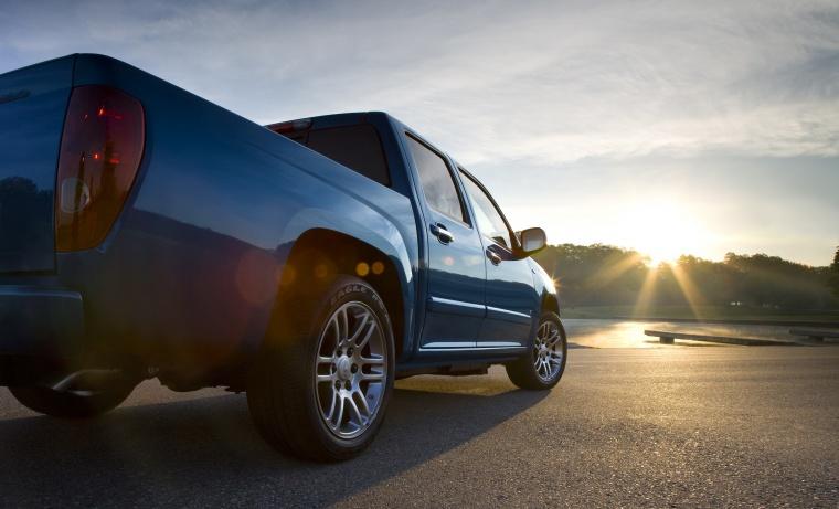 2012 Chevrolet Colorado Crew Cab LT V8 Picture
