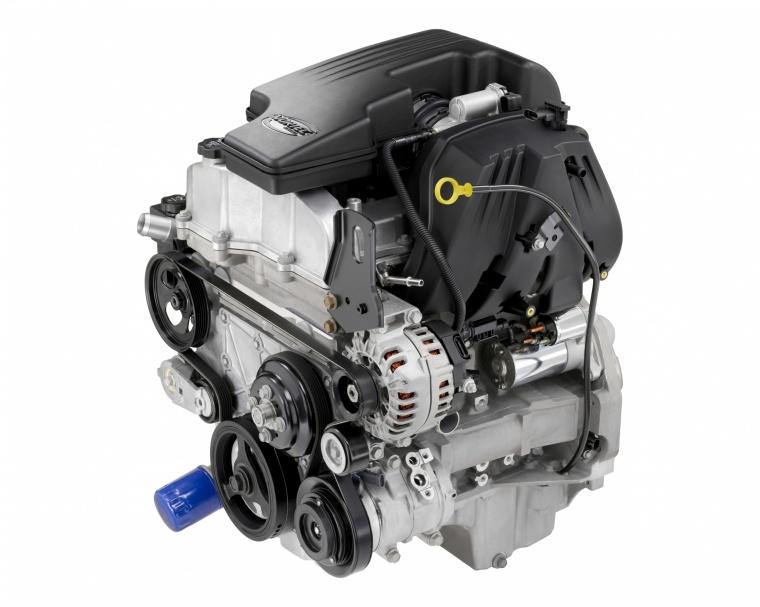 2012 Chevrolet Colorado 2.9-liter 4-cylinder Engine Picture