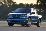Picture of 2012 Chevrolet Colorado Crew Cab LT V8 in Deep Navy