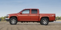 2012 Chevrolet Colorado LT, ZQ8 Sport, Z71, Chevy Review