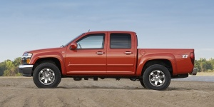 2012 Chevrolet Colorado Pictures