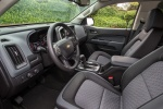 Picture of 2015 Chevrolet Colorado Crew Cab Front Seats
