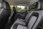 Picture of 2015 Chevrolet Colorado Crew Cab Rear Seats