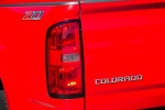 Picture of 2015 Chevrolet Colorado Crew Cab Tail Light