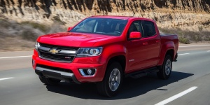Research the Chevrolet Colorado